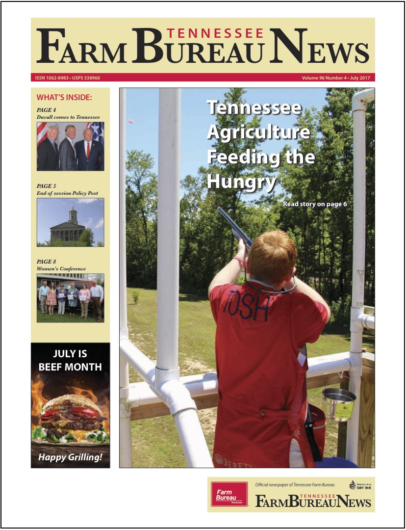 July 2017 Farm Bureau News