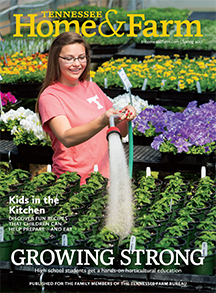 TN Home & Farm Spring 2017 Cover