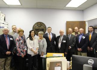 Legislative Visits 2016