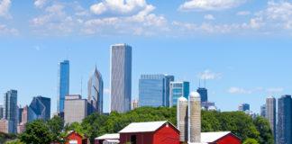 farm in the city