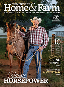 TN Home & Farm Magazine Spring 2021