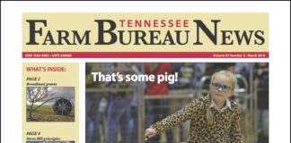 TN Farm Bureau News March 2018