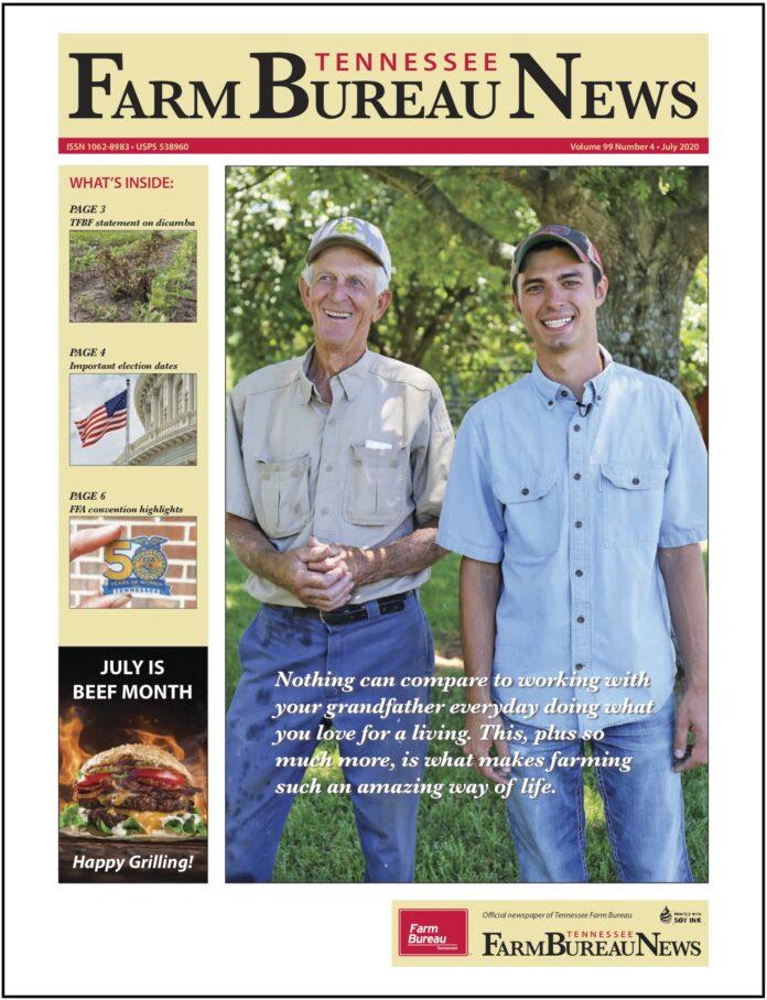 TN Farm Bureau News July 2020