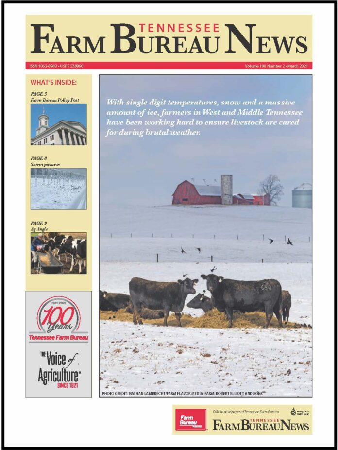 TN Farm Bureau News March 2021