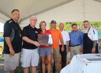 Champion of Champions in the 2016 TN State Fair Grill Off