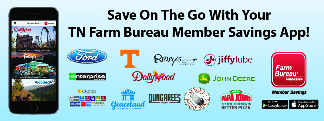 Member Savings | Tennessee Farm Bureau